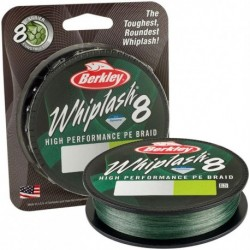 Fir Berkley Textil Whiplash 8 Green 025MM/ KG/150M