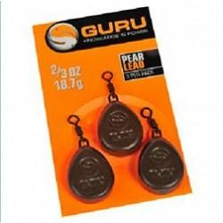 PLUMB GURU PEAR 2/3OZ 3BUC/PLic