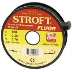 Fir Stroft Color Galben Fluo 015MM/2,2KG/100M