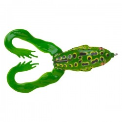 Broasca savage gear reaction frog 3d 11 cm, 12 g