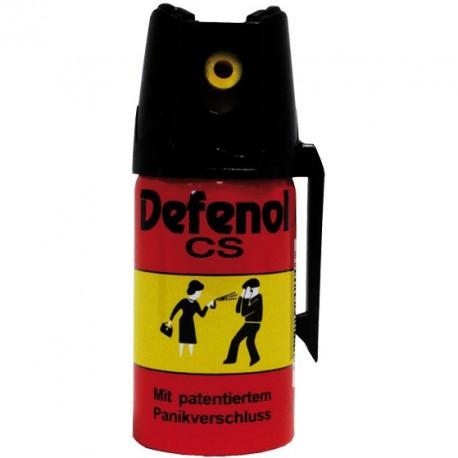 Spray Autoaparare Paralizant Klever Defend CS 50 ml
