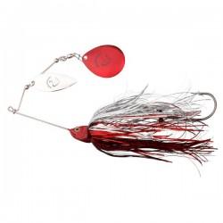 Spinnerbait Savage Gear Da Bush Red Silver Flash, 16cm, 32g