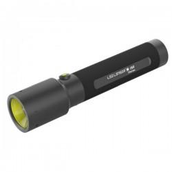 Lanterna de Mana Led Lenser I9R 400Lm 2xNiMH-C + Cablu USB + Charger