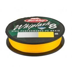Fir Berkley Textil Whiplash 8 Yellow, 0.10mm/14,8kg/150m