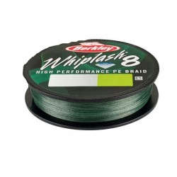 Fir Berkley Textil Whiplash 8 Green, 0.28mm/ 21 kg/150m