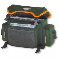 Geanta model 5002 40x15x21cm+3cutii pentru naluci