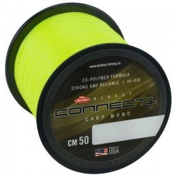 Fir Berkley Direct Connect CM50 Galben, 0.25mm/4,5kg/1200m