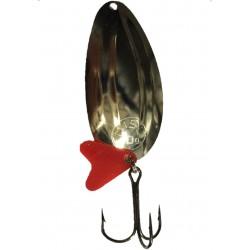 Lingurita Oscilanta Nichelata Misu Marci Killer, 6.2cm, 15g