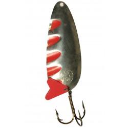 Lingura Oscilanta Misu Nichelata Mare Frunza Big, 15g