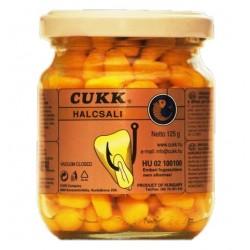 Porumb Natural Dipuit Cukk, Borcan 220ml sweet