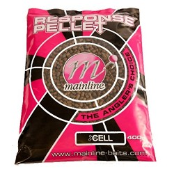Pelete Mainline Dedicated Response Carp Pellets 400g cell