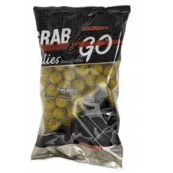 Boilies Grab&go Ananas 20mm.1kg