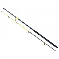 Lanseta amestec Baracuda Catfish Fighter 2402, 2 tronsoane, 2.4 m