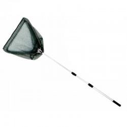 Minciog cu cap triunghiular, material aluminiu (3 tronsoane), 1.55 m