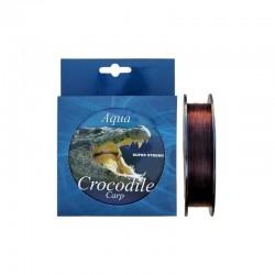 Fir monofilament Aqua Crocodile Carp 300m, 0.25mm/ 12kg