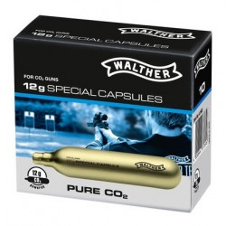 Capsule Walther CO2 12 grame 10buc/Box
