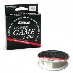 Fir power game vidrax 030MM/9,5KG/150M