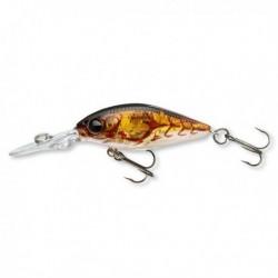 Vobler Cormoran Belly Diver Mini, 3,8 cm/3g ,Brown Transparent