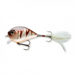 Vobler Cormoran Belly Dog N 6,8 cm, 24 g, Silver Perch