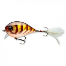 Vobler Cormoran Belly Dog N 6,8 cm, 24 g, Perch Transparent