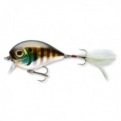 Vobler Cormoran Belly Dog N 6,8 cm, 24 g, Chrome Perch