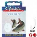 Carlige gamakatsu legate roach 0,14mm 10buc/pl