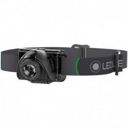 Lanterna de Cap Led Lenser MH6 + Acumulator + USB, 200 Lumeni
