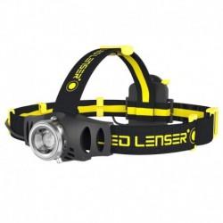 Lanterna cap led lenser ih6r 200lm/3xni-mh acumulator