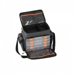 Geanta Savage Gear pentru naluci L 6 cutii 35X50X25CM