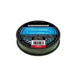 Fir Textil Cormoran Corastrong Coramid Verde, 0.14mm/7,4kg/135m