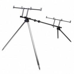 Rod Pod Prologic Quad Rex-Aluminiu 4 posturi