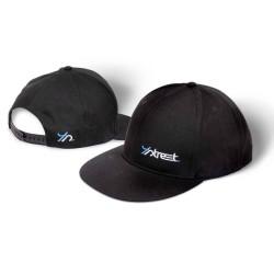 Sapca Quantum 4street Rapper Cap Uni Black