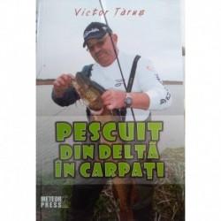 Colectie Carti Diverse Pentru Pescari 4 Buc