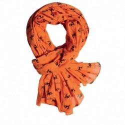 Esarfa Chech Orange