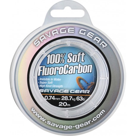 Fir Soft Fluorocarbon 0,92Mm/40,5Kg/15M