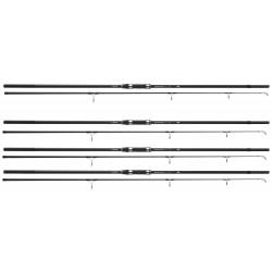 Kit 4 Lansete Prowess Scorpium 3.90m 2tr 3.50Lbs