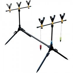 Set Rod-pod Lineaeffe 3 Posturi + 3 Swingers + Husa