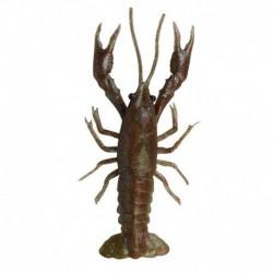 Naluca Soft Rac Savage Gear 3D Crayfish Magic Brown 8 Cm, 4 Buc/Plic