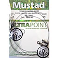 Struna Flurocarbon 35,5Cm/36,3Kg.2Buc/Plic Mustad