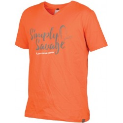 Tricou Simply Orange Savage Gear Marime M