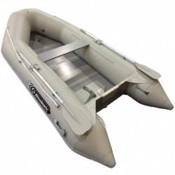 Barca pneumatica ALLROUNDMARINE KIWI 300 GRI + PODINA LEMN