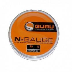 Fir Guru N-Gauge 0,13Mm.4Lb.100M