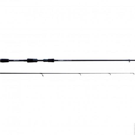 Lanseta Lineaeffe Nomura Kuro 2.2 m, 4-22 g, 2 Tronsoane