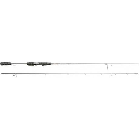 Lanseta Savage Gear Black Spin 2.31 m, 9-32 g, 2 Tronsoane