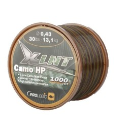 Fir Monofilament Prologic Xlnt Hp, Rezistenta 8.1 kg, 1000 m, 0.35 mm, Verde/Maro