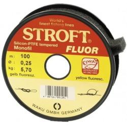 Fir Stroft Color Galben Fluo 015MM/2,2KG/100M