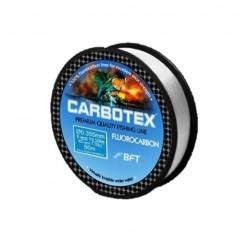 Fir Fluorocarbon Carbotex, Rezistenta 16.6 kg, 30 m, 0.40 mm, Transparent