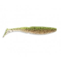 Shad Daiwa D-Swim Chartreuse Ayu 14 Cm, 4 Buc/Plic
