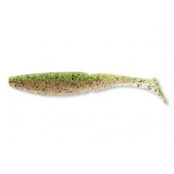 Shad Daiwa D-Swim Chartreuse Ayu 9 Cm, 5 Buc/Plic