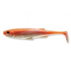 Shad Daiwa Duckfin Live Orange-Pearl 10 Cm, 3 Buc/Plic
